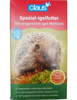 Claus Spezial Igelfutter 750g