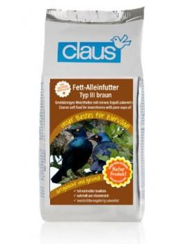 Claus Fett-Alleinfutter Typ...