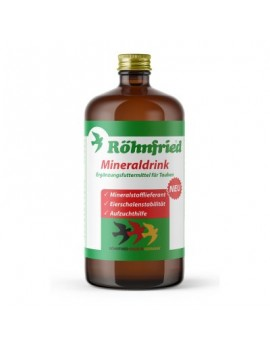 Röhnfried Mineraldrink 500ml