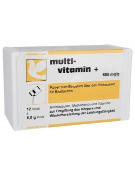chevita multi-vitamin +, 12x8g