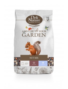 Deli Nature Nut Mix 500g