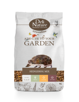 Deli Nature Hedgehog Mix 600g