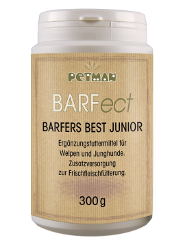 petman Barfers Best Junior...