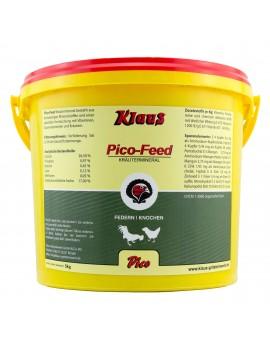 Klaus Pico Feed 5kg