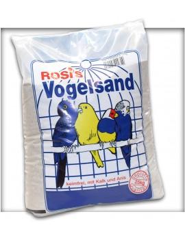 Rosis Vogelsand weiß 25kg