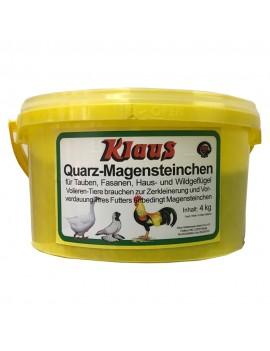 Klaus Quarz-Magensteinchen 4kg