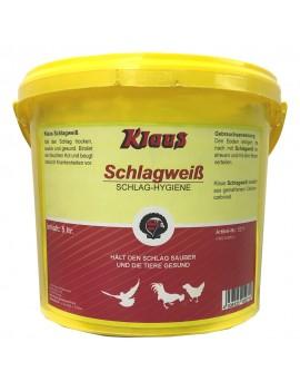 Klaus Schlagweiß 5kg
