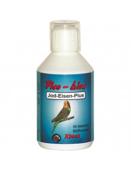 Klaus Jod-Eisen-Plus 250ml