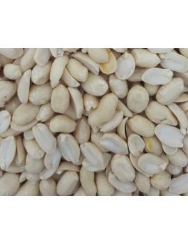Blanchierte Erdnüsse 25kg