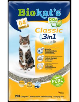 Biokat's Classic 3 in 1, 20 Liter