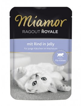 Miamor Ragout Royale Kitten...