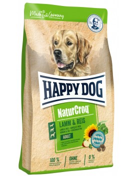 Happy Dog NaturCroq Lamm &...