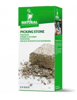 Natural Pickstein, 6er Pack