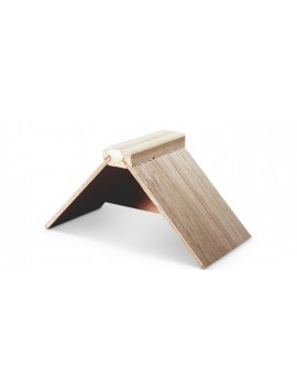 Natural Sitzbrettchen aus Holz