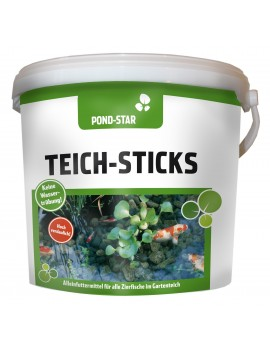 POND-STAR Teich-Sticks, 5 Liter