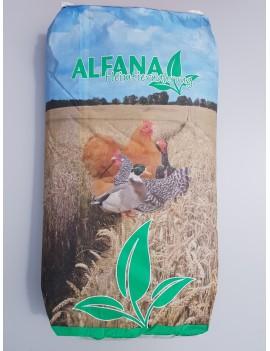Alfana Legemehl gegrützt 25kg